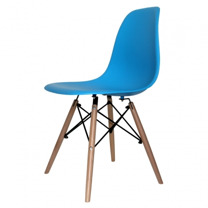 SILLA TOWER AZUL TOP QUALITY