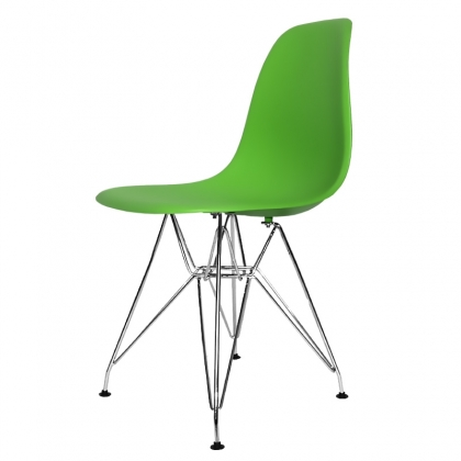 SILLA TOWER CHROME TOP QUALITY VERDE