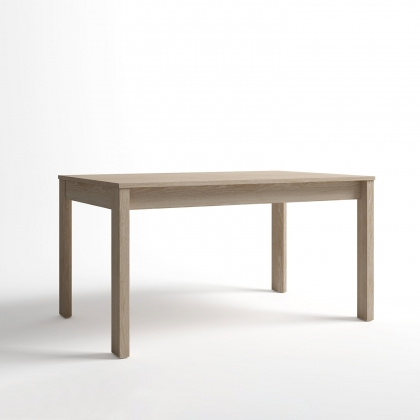 MESA EXTENSIBLE HULTSFRED 140CM SABLE