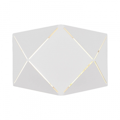 APLIQUE DE PARED NICASIA SMD LED 6W 3000K BLANCO