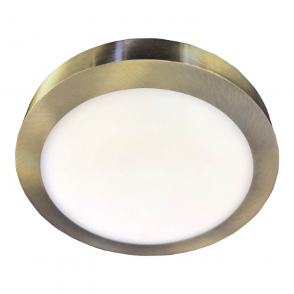 DOWNLIGHT SUPERFICIE CIRCULAR LED 18W 4000K CUERO