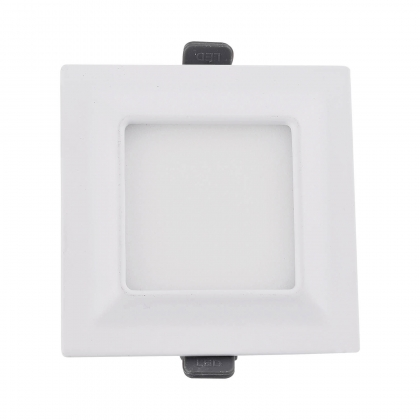 MINIDOWNLIGHT LED CUADRADO 5W BLANCO