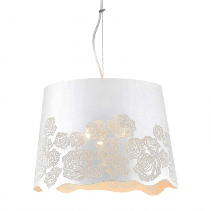 SUSPENSION GREVILLEA METAL BEIGE