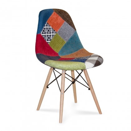 SILLA TOWER PATCHWORK