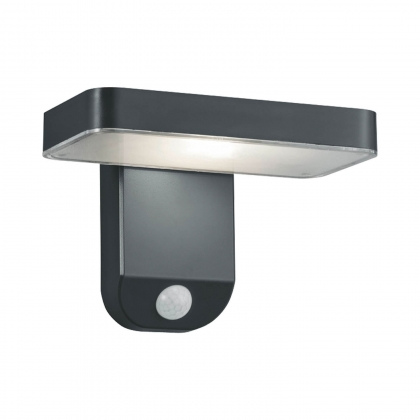 APLIQUE EXTERIOR LED ALLIUM 4,5W 3000K ANTRACITA