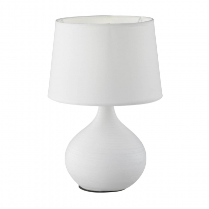 LAMPE DE SALON GUIDO BLANCHE