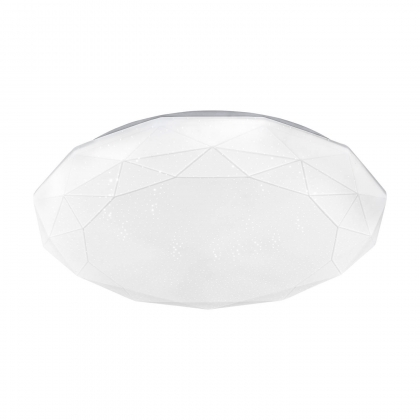 PLAFONNIER LED ACRYLIQUE HEXAGONAL 24W 4000K