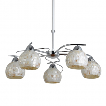SUSPENSION ANGIE 5 LUMIERES