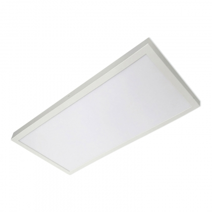 PLAFÓN SUPERFICIE RECTANGULAR LED JEREMY 36W 4000K
