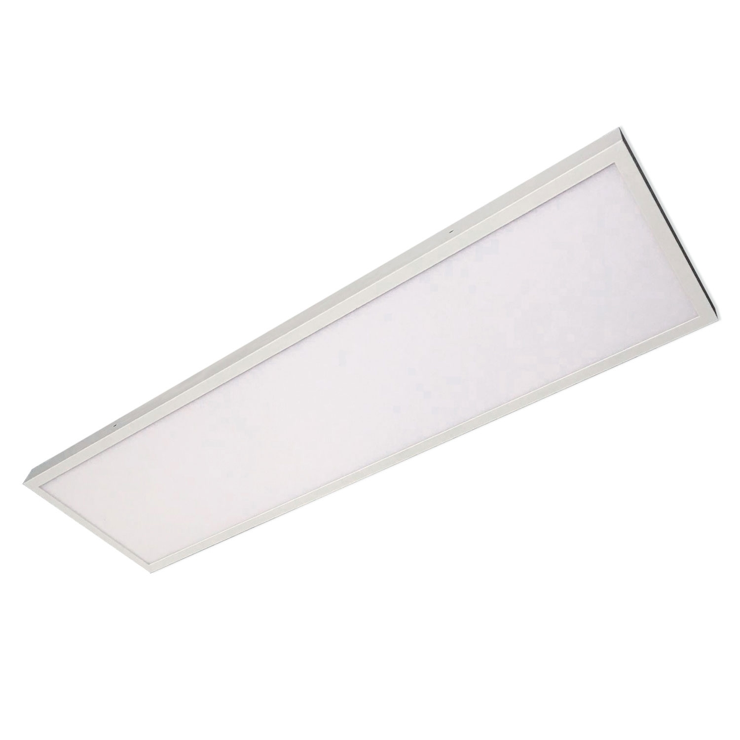 Plaf n superficie rectangular led jeremy 48w 4000k for Plafon led cocina rectangular