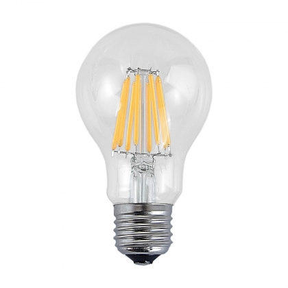 BOMBILLA DECORATIVA Ø 6CM LED E27 10W 2700K