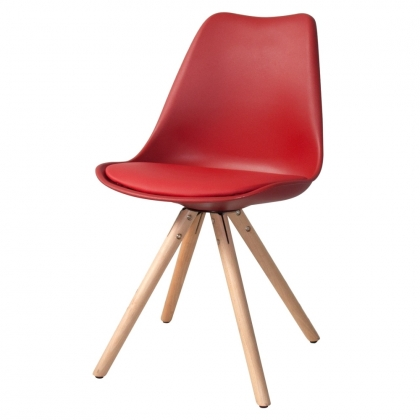 CHAISE ABBA ROUGE