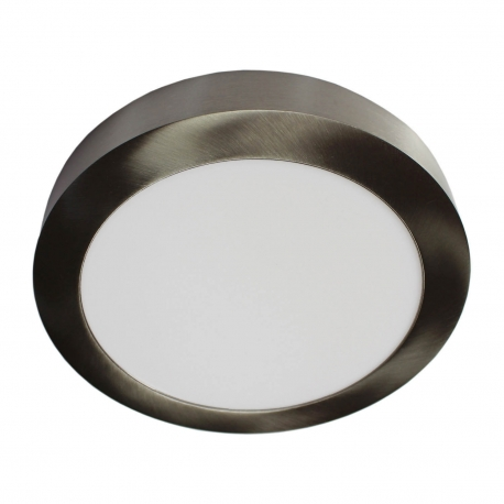 DOWNLIGHT SUPERFICIE ARIS NÍQUEL