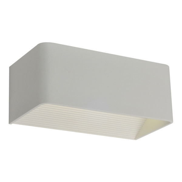 APLIQUE LED JASPE BLANCO